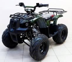Irbis ATV125U. исправен, есть птс, без пробега