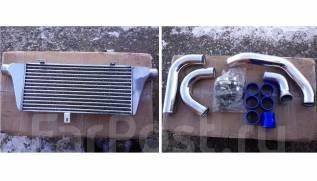 Интеркулер. Toyota Verossa, JZX110 Toyota Mark II, JZX110 Двигатель 1JZGTE
