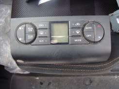 Блок управления климат-контролем. Nissan Serena, C25, CNC25, NC25, CC25 Двигатель MR20DE
