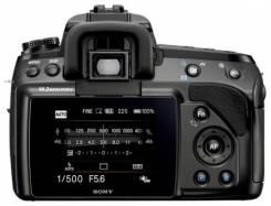 Sony Alpha DSLR-A450 Kit