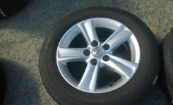 Toyota Corolla. 7.0x16, 5x114.30, ET40