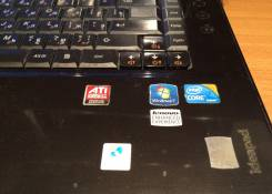Lenovo IdeaPad Y560. 1,7ГГц, ОЗУ 8192 МБ и больше, диск 90 Гб, WiFi