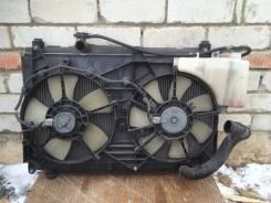 Радиатор охлаждения двигателя. Toyota Ipsum, ACM21, ACM26W, ACM26, ACM21W Двигатель 2AZFE