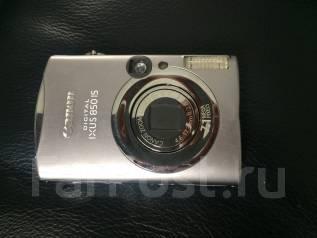 Canon Digital IXUS 850 IS. 7 - 7.9 Мп, зум: 3х