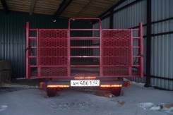 Курганские прицепы Тандем 82132Е. Продаётся прицеп, 750 кг.