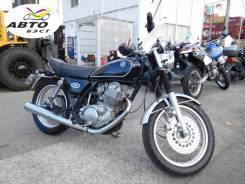 Yamaha SR400. 400куб. см., исправен, птс, без пробега