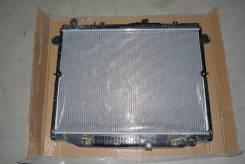 Радиатор охлаждения двигателя. Toyota Land Cruiser, HDJ101, FZJ100, HDJ101K, HDJ100, HDJ100L Двигатели: 1HDT, 1FZFE, 1HDFTE