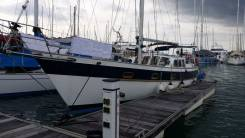 Круизная парусная яхта. Длина 14,00м., Год: 1989 год