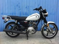 Yamaha. 125 куб. см., исправен, птс, без пробега