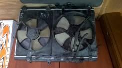 Радиатор охлаждения двигателя. Honda Odyssey, RA2, E-RA1, RA3, RA4, RA5, RA1, E-RA2