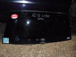 Стекло заднее. Nissan Cube, AZ10 Двигатель CGA3DE