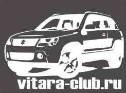 Наклейка. Suzuki Vitara