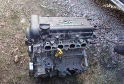 Двигатель. Hyundai Solaris