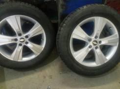 Chevrolet. x18, 5x115.00, ET45