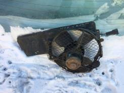 Вентилятор радиатора кондиционера TOYOTA HIACE