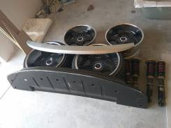 Дефлектор капота. Toyota GS300, JZS160 Toyota Aristo, JZS161, JZS160 Lexus GS400, JZS160