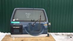 Крышка багажника. Mitsubishi Pajero, V45W