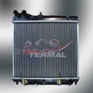 Радиатор охлаждения двигателя. Honda Jazz Honda Civic, ST Двигатели: L12A1, L13A1