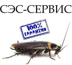 Уничтожение насекомых.