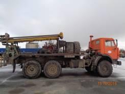 АТЗ ПБУ-2. Автомобиль Камаз-43118-1017-15 ПБУ-2 (буровая установка), 10 850 куб. см.