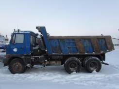 Tatra. Автомобиль -815-2AOS01 6Х6.2, 12 667 куб. см., 17 000 кг.