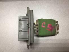 Реостат печки Citroen C5