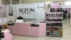 Продаётся торговое оборудование для магазина одежды