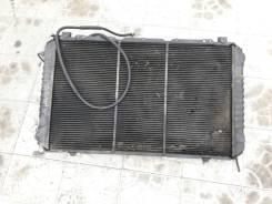 Радиатор охлаждения двигателя. Nissan Safari, VRGY60, WRY60, VRY60, WRGY60, WGY60, WYY60, FGY60 Nissan Patrol, Y60 Двигатели: TB42S, TB42E