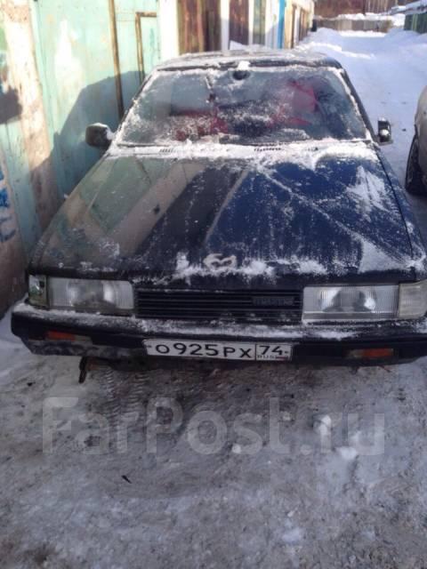 Mazda 626. GC, FE