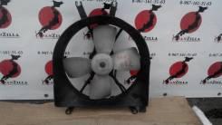 Вентилятор охлаждения радиатора. Honda HR-V, GH1, GH4, GH2, GH3
