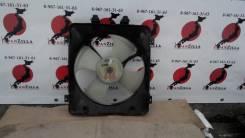 Вентилятор радиатора кондиционера. Honda HR-V, GH1, GH4, GH2, GH3