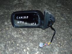 Зеркало заднего вида боковое. Nissan Primera Camino, WP11 Двигатель SR18DE