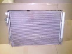 Радиатор кондиционера. Hyundai Solaris
