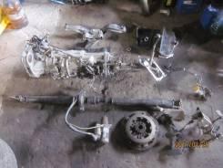 Механическая коробка переключения передач. Subaru Forester, SF5 Двигатель EJ205