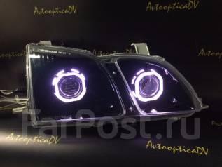 Ангельские глазки. Toyota Gaia