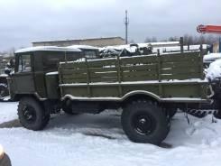 ГАЗ 66. Газ 66 бортовой с хранения, 3 000 куб. см., 5 000 кг.