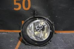 Фара противотуманная. BMW X3