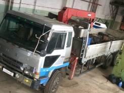 Mitsubishi Fuso. Продам грузовик с манипулятором Mitsubishi FUSO, 16 752 куб. см., 10 000 кг., 10 м.