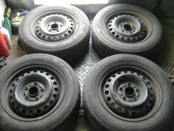 Комплект штамповок с резиной Dunlop Le Mans, размером 195/65/R15. 6.0x15 5x114.30