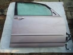 Дверь боковая. Toyota Corolla Spacio, ZZE122, ZZE124, NZE121 Двигатели: 1ZZFE, 1NZFE