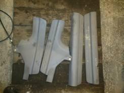 Порог пластиковый. Mitsubishi Lancer Cedia, CS2A Двигатель 4G15