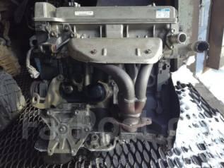 Двигатель в сборе. Toyota Carina, AT211 Toyota Corona, AT211 Toyota Caldina, AT191, AT191G, AT211, AT211G Двигатель 7AFE