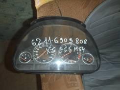 Панель приборов. BMW X5, E53 Двигатель M54B30