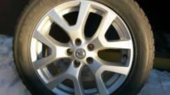 Продам резину на автомобиль с дисками на 18 дюймов в комплекте за 12тр. x18