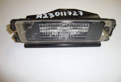 Фонарь освещения номерного знака. Renault Sandero Renault Logan Двигатели: D4D, K7M, D4F, K7J, K9K, K4M