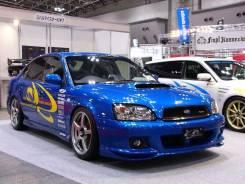"""Передний бампер """"K2GEAR"""" S401 для Subaru Legacy B4 кузов BE/BH"""