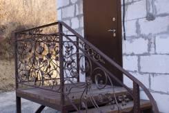 Балконы, ограждения, перила от 2600 рублей за 1 погонный метр