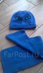 Шапка и шарф. 54, 55-59, 59, 60