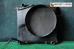 Радиатор Mitsubishi DELICA