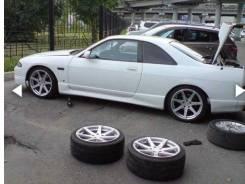 Продам колеса Bridgestone Avangrade+Federal R18!. 7.5x18 5x114.30 ET38